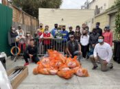 Sunset Boulevard Cleanup