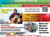 """The Market"" New Farmers Market at Parkmerced (SF)"