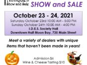 Half Moon Bay Fall Antiques Show