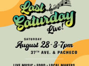 """""""Last Saturday Live"""" Live Outdoor Music in the Outer Sunset (SF)"""
