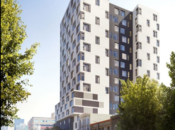 SF's New 18-Story 100% Affordable Housing in SOMA Breaks Ground