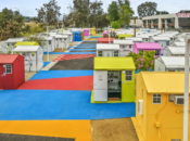 Oakland's New Tiny Home Village for Unhoused Lake Merritt Residents Coming Soon