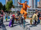 """""""Halloween Hoopla"""" Kids Festival in the Park + Costume Parade (SF)"""