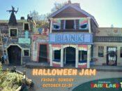 Children's Fairyland Halloween Jam 2021 (Oct. 22-31)