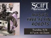 Sci-Fi September: NASA's Free Flying Robots