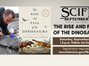 Sci-Fi September: The Rise and Fall of the Dinosaurs (Mountain View Library)
