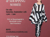 Fashion Networking and Shopping Soirée