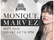 Monique Marvez Live at the Alameda Comedy Club (Sept. 24-25)