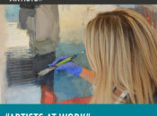 """Artists at Work"" Open Studios (Sausalito)"