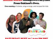 "Children's Fairyland ""Bedtime Stories"" Virtual Storytime and Fundraiser"