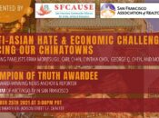 Panel on Anti-Asian Hate & Chinatown's Economic Challenges (Great Star Theater)