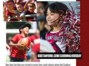 Kids Get in Free @ Stanford Football vs. UCLA