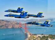 San Francisco Fleet Week 2021: Blue Angels + Full Schedule of Events