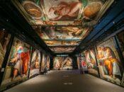 SF's Michelangelo's Sistine Chapel: The Exhibition (Sept. 24 - Jan. 1)