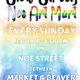 "Noe Street Outdoor ""Art Mart"" in the Castro (Every Sunday)"
