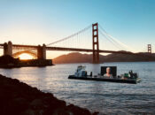 """Epic """"Night Watch"""" Film Night on a Barge Cruises SF Bay (Sept. 17-19)"""
