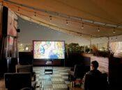 Rooftop Outdoor Movie Night (Oakland)