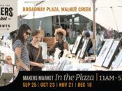 Makers Market In the Plaza (Walnut Creek)