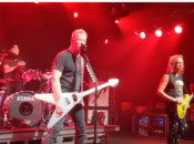 Video from Metallica's Surprise Tiny Gig in SF This Week