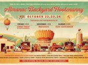 Almanac's Backyard Hootenanny (Oct. 22-24)