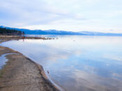 Lake Tahoe Water Level is Losing 1.5 Inches a Week