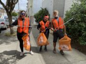 Russian Hill Neighbors: Autumn Leaves Challenge Cleanup (SF)