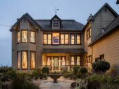 """Stay Overnight in the Original """"Scream"""" House for Only $5 in Marin County"""