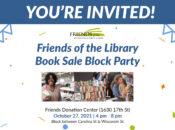 SF's Giant Book Sale + Block Party w/ 7,000 Books (Potrero Hill)