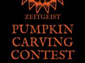Pumpkin Carving Contest @ Zeitgeist (SF)