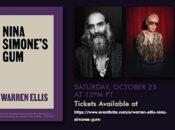 """""""Nina Simone's Gum"""" Author Event"""