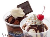 Win 2x Ghirardelli Ice Cream Sundaes + Chocolate Square Gift Bag
