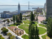 SF's Waterfront Park Playground Destroyed by Fire